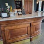 Fortney Hotel Front Desk